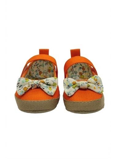 First Step Bebek Patik G-2076 Oranj